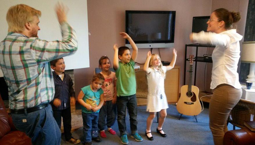 Shalom for barn og voksne