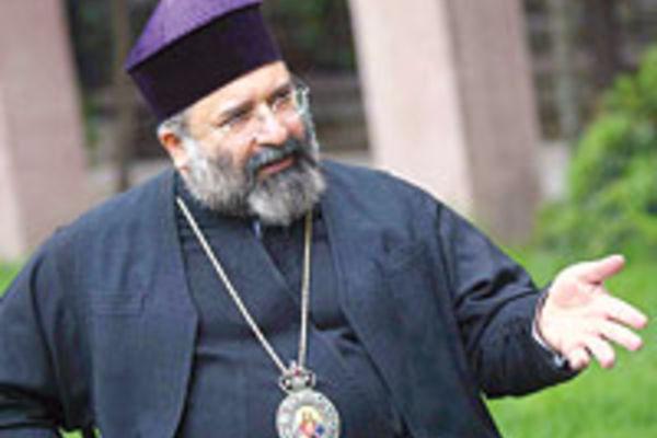 Patriarken av Konstantinopel