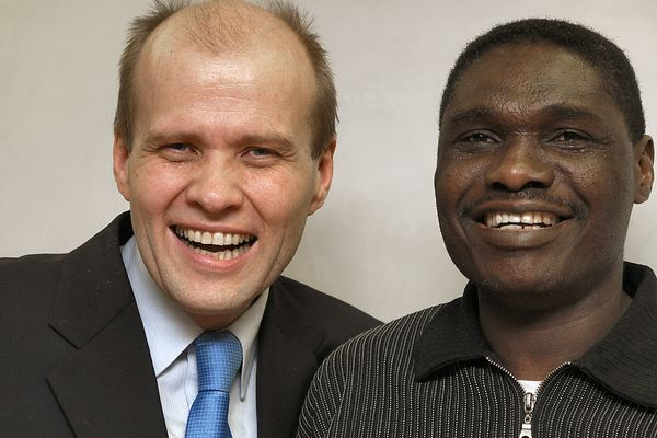 Velkommen til afrikanske pastorer!