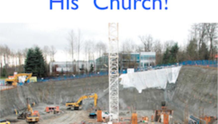 Restoration Oslokirken - en byggeplass