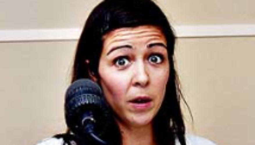 Verbalt mishandlet av Mina Hadjian i NRK