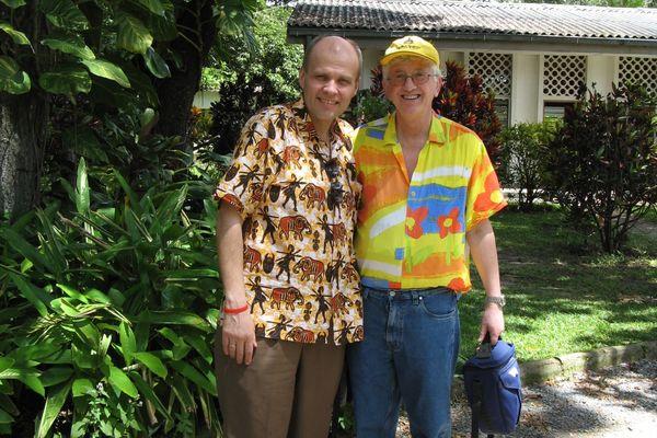 Aftenposten-journalist og Oslokirkens pastor i Zambia