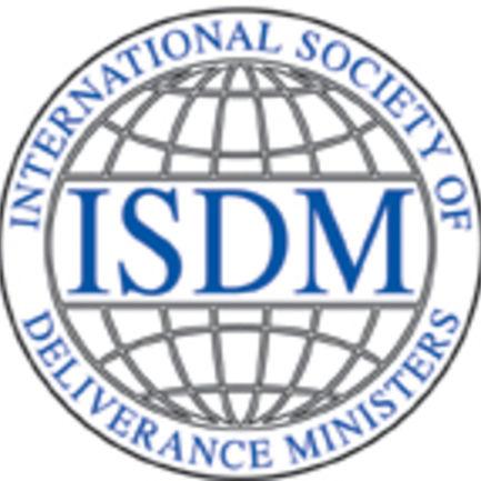 "Medlem av ""International Society of Deliverance Ministers"" (ISDM)"