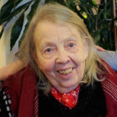 85 år - og gleder seg fortsatt over livet!
