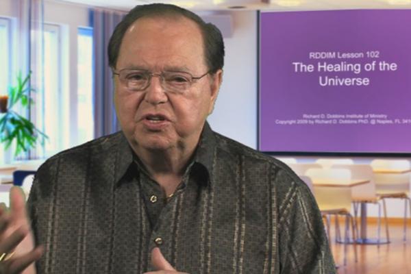 Mangeårig samarbeid med psykologen Richard D. Dobbins