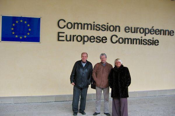 Profetisk bønn for Norges grenser i Brussel