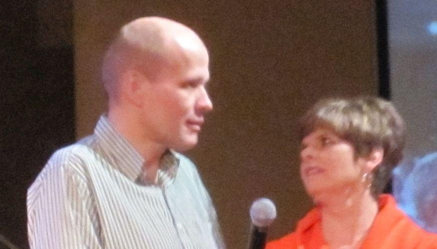 Cindy og Jan-Aage med profetisk oppdrag