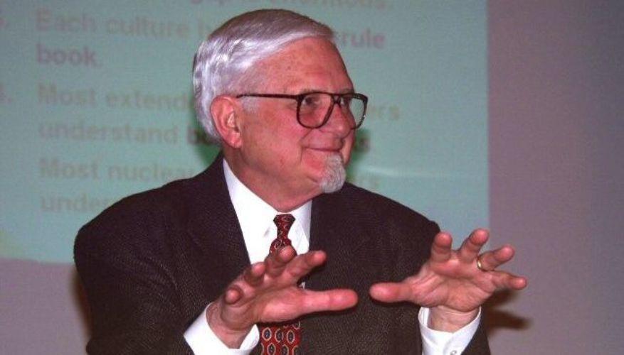 Peter Wagner underviste om Apostoliske Fundamenter for Europa