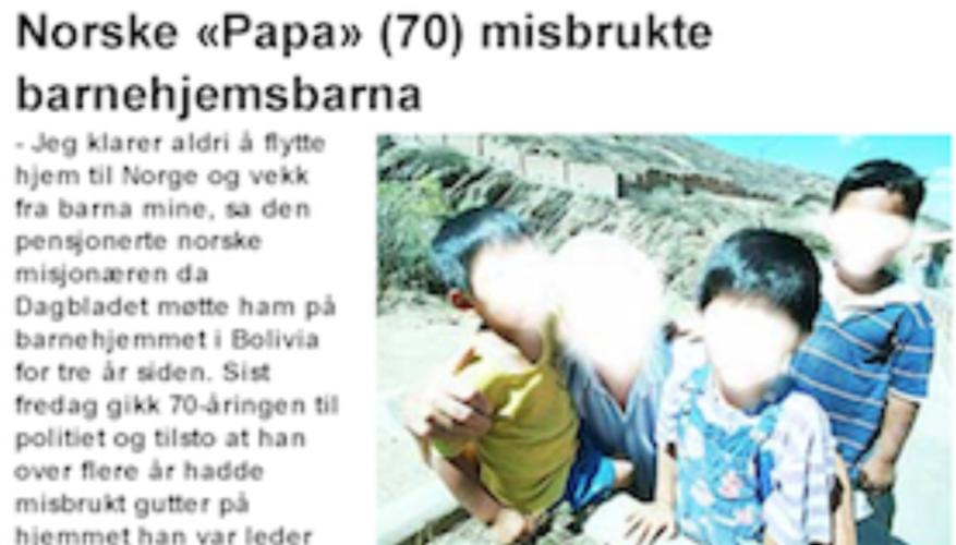 Misjonær dømt for alvorlige seksuelle overgrep