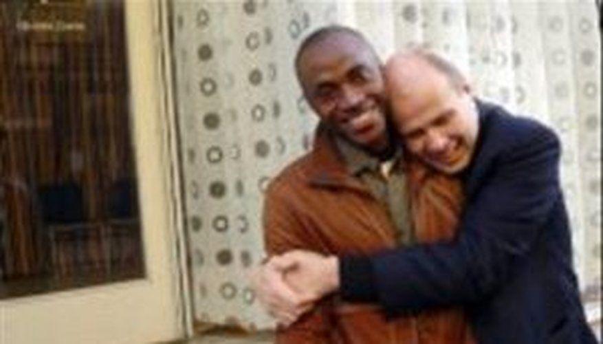 Stor jubel da Pastor Torp hentet Basil ut av fengsel