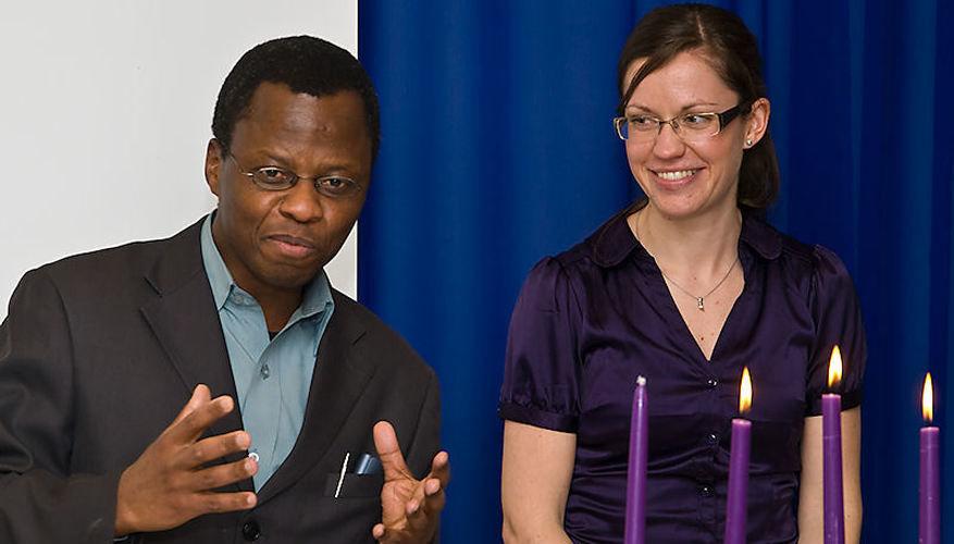 Kenyansk diplomat besøkte Oslokirken