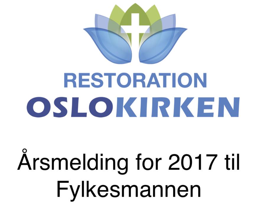 Årsmeldingen til Fylkesmannen i Oslo