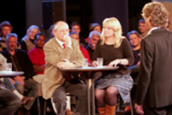 NRK Debatt om skillet mellom stat og kirke