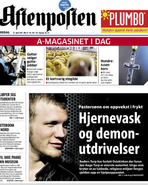 Massive angrep i Aftenposten og NRK